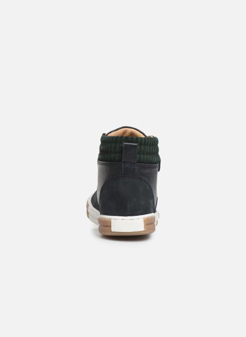 Sneakers Shoo Pom John Scratcher Blauw rechts