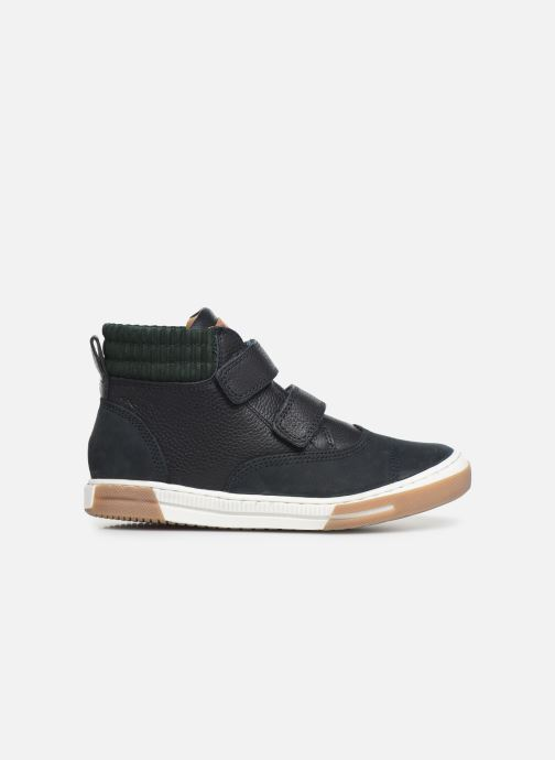 Sneakers Shoo Pom John Scratcher Blauw achterkant