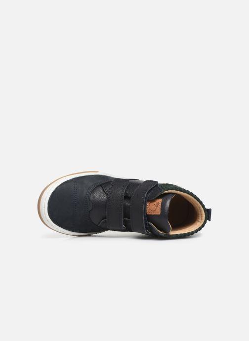 Sneakers Shoo Pom John Scratcher Blauw links