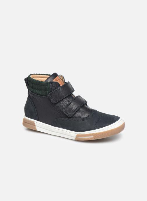 Sneakers Shoo Pom John Scratcher Blauw detail