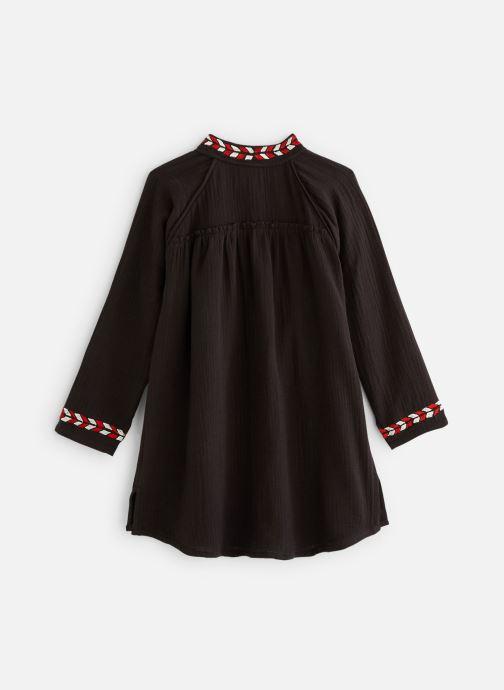 Vêtements Bakker Made With Love Dress Kurta Embroidery Noir vue bas / vue portée sac