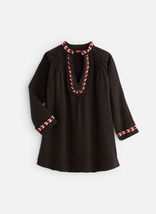 Robe midi - Dress Kurta Embroidery