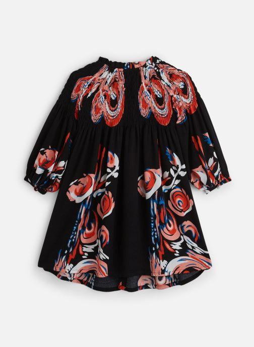 Vêtements Bakker Made With Love Robe Ira elastisee Noir vue bas / vue portée sac