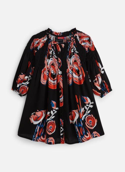 Vêtements Bakker Made With Love Robe Ira elastisee Noir vue détail/paire