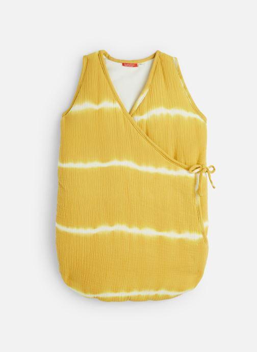 Vêtements Bakker Made With Love Gigoteuse Baby Sleeping Bag Rya Jaune vue détail/paire