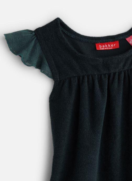 Vêtements Bakker Made With Love Dress Bella Vert vue portées chaussures