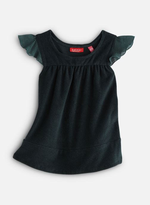 Vêtements Bakker Made With Love Dress Bella Vert vue détail/paire
