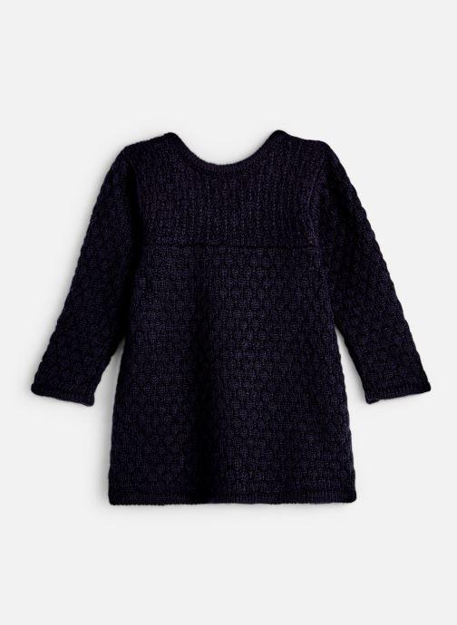 Vêtements Bakker Made With Love Dress Bella long sleeves Bleu vue bas / vue portée sac