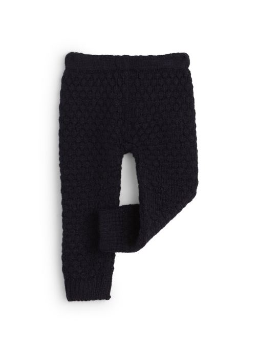 Vêtements Bakker Made With Love Legging Patsy Bleu vue détail/paire