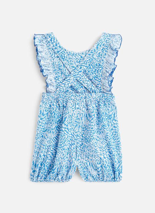 Vêtements Bakker Made With Love Romper Pepita Froufrou Bleu vue bas / vue portée sac