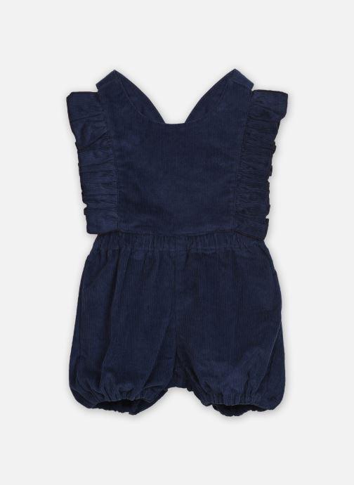 Vêtements Bakker Made With Love Romper Pepita Froufrou Bleu vue détail/paire