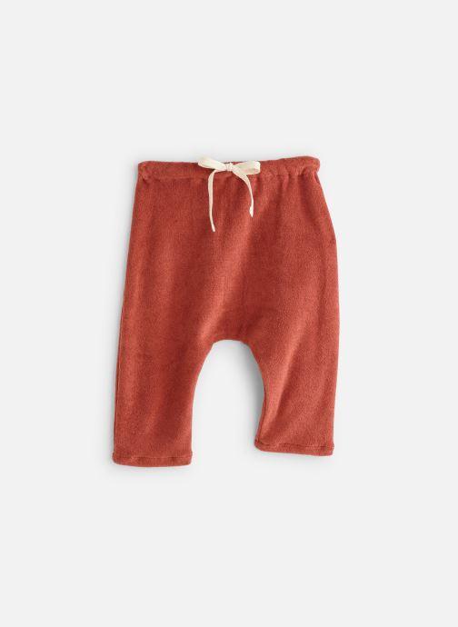 Vêtements Bakker Made With Love Sarouel Giorgio Orange vue détail/paire