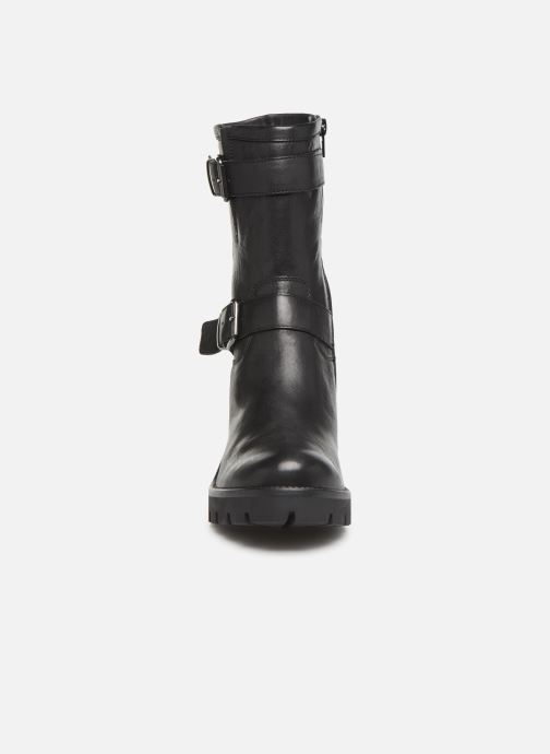 Bottines et boots Manas CARNIA  MICHELLE 10140M Noir vue portées chaussures
