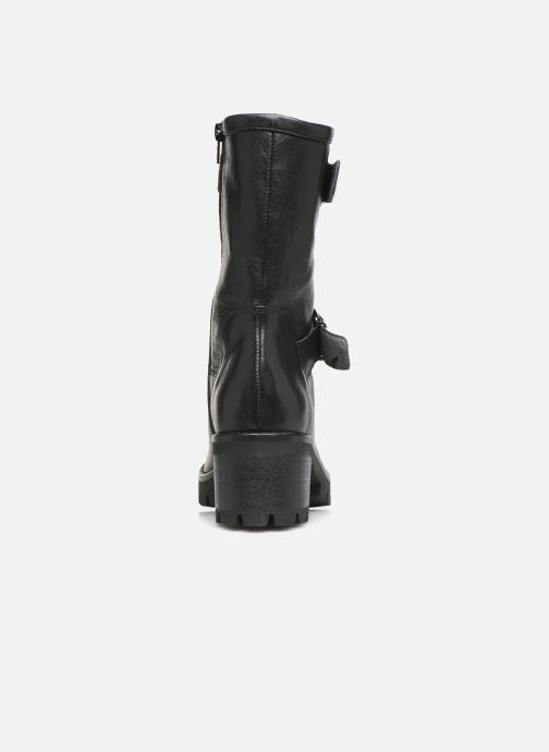 Bottines et boots Manas CARNIA  MICHELLE 10140M Noir vue droite