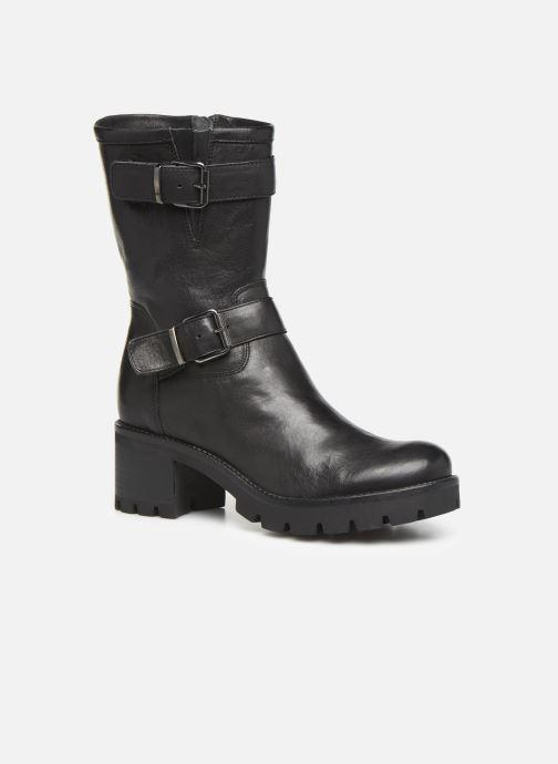 Bottines et boots Manas CARNIA  MICHELLE 10140M Noir vue détail/paire