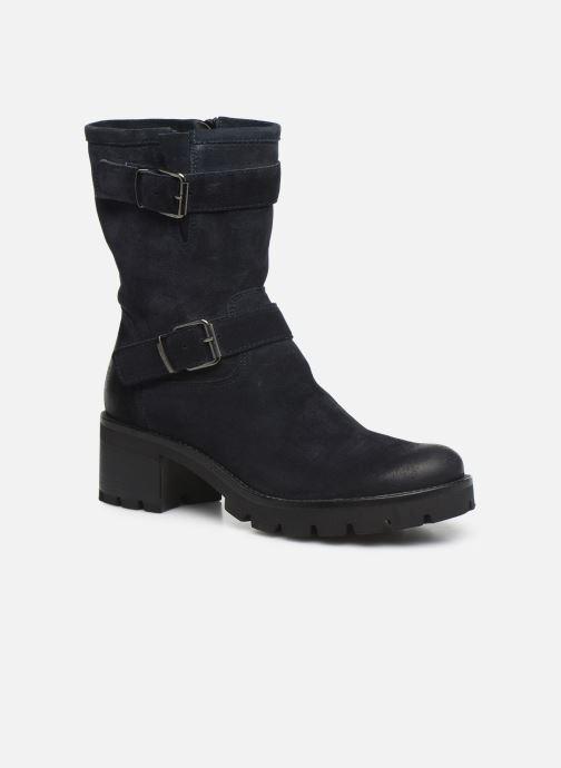 Bottines et boots Manas CARNIA  EVENT 10140M Bleu vue détail/paire