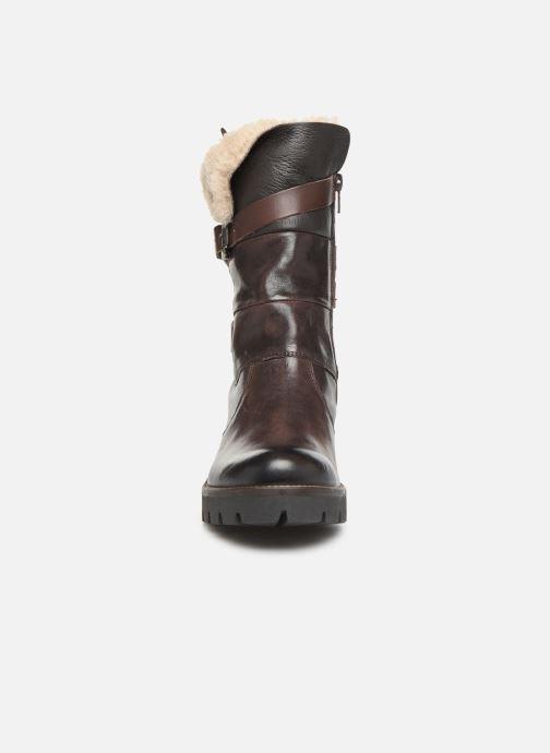 Bottines et boots Manas CARNIA 10142M Marron vue portées chaussures