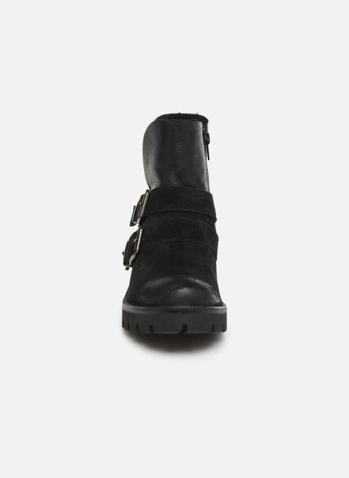Bottines et boots Manas CARNIA 10144M Noir vue portées chaussures