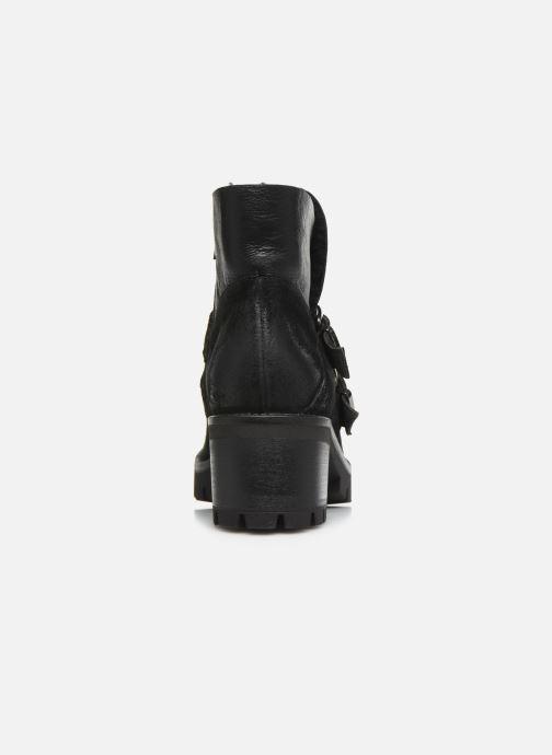 Bottines et boots Manas CARNIA 10144M Noir vue droite