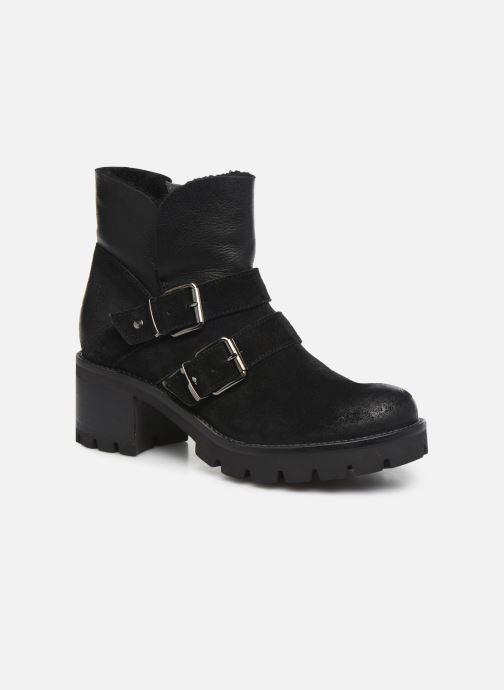 Bottines et boots Manas CARNIA 10144M Noir vue détail/paire