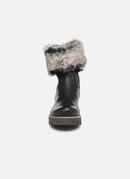Bottines et boots Manas ASPEN 10184M Noir vue portées chaussures