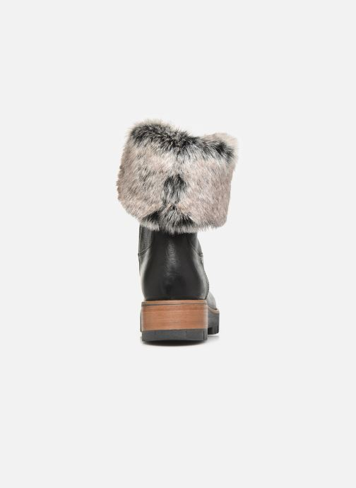 Bottines et boots Manas ASPEN 10184M Noir vue droite