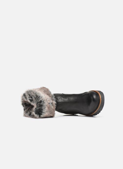 Bottines et boots Manas ASPEN 10184M Noir vue gauche