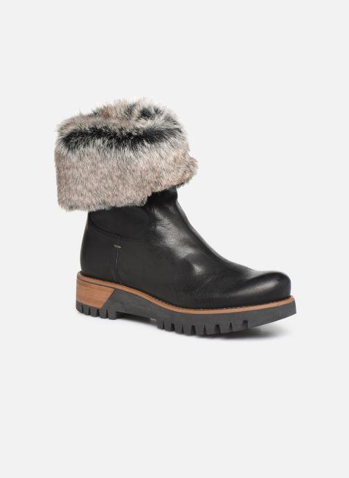 Bottines et boots Manas ASPEN 10184M Noir vue détail/paire