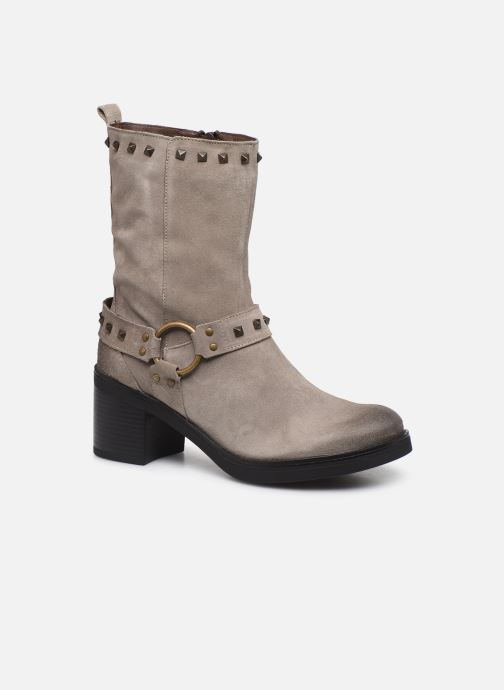 Stiefeletten & Boots Manas MOSO 10242M grau detaillierte ansicht/modell