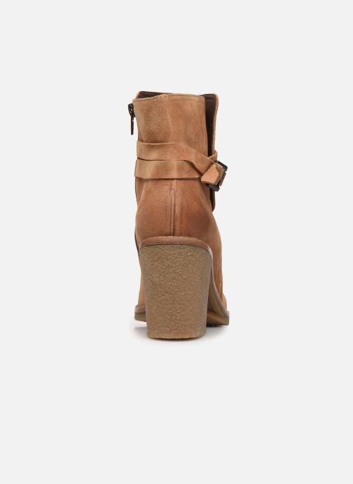 Bottines et boots Manas CANAZEI 10304M Marron vue droite
