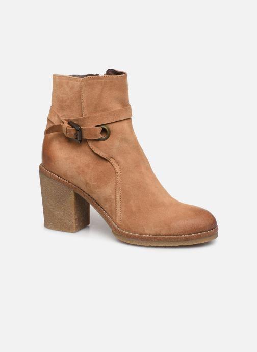 Bottines et boots Manas CANAZEI 10304M Marron vue détail/paire