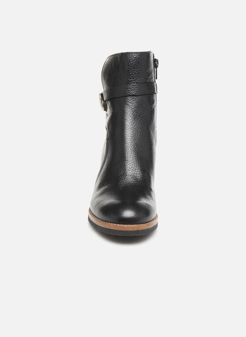 Bottines et boots Manas CANAZEI 10304M Noir vue portées chaussures