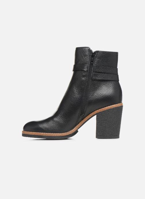 Bottines et boots Manas CANAZEI 10304M Noir vue face