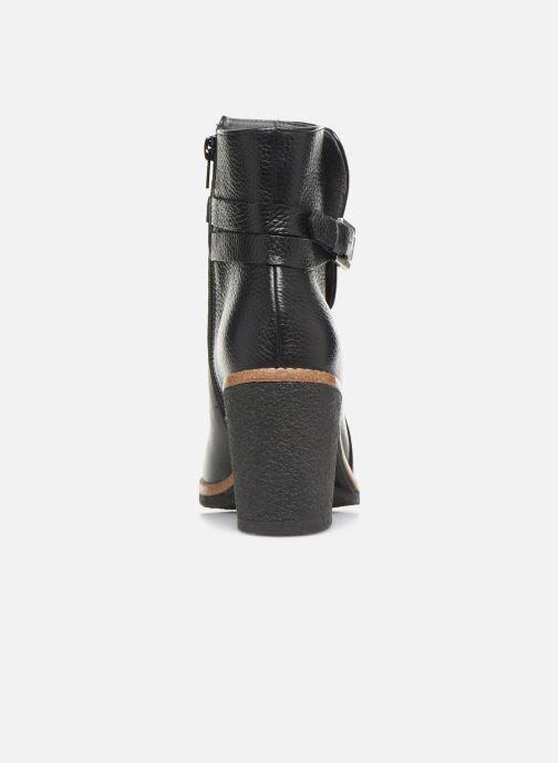 Bottines et boots Manas CANAZEI 10304M Noir vue droite