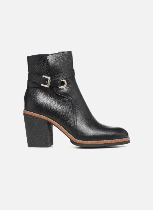 Bottines et boots Manas CANAZEI 10304M Noir vue derrière