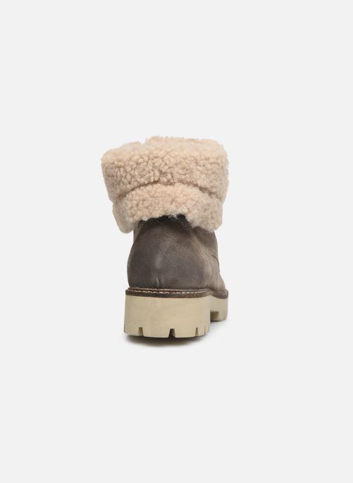 Stiefeletten & Boots Manas BOLSANO 10100M grau ansicht von rechts