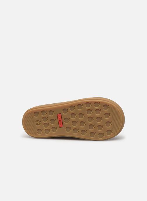 Boots en enkellaarsjes Shoo Pom Bouba Love Beige boven