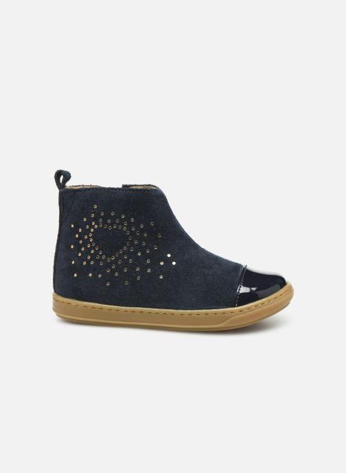 Bottines et boots Shoo Pom Bouba Nails Bleu vue derrière
