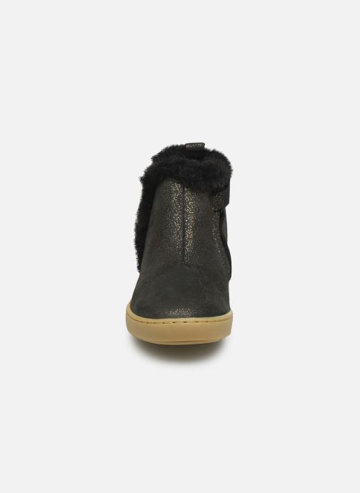 Ankle boots Shoo Pom Play Yeti Black model view