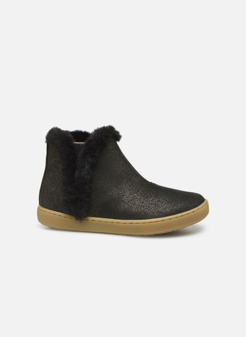 Ankle boots Shoo Pom Play Yeti Black back view
