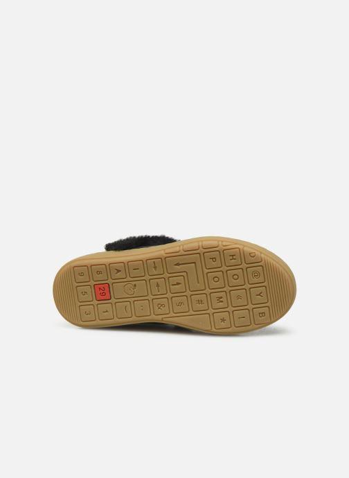Stiefeletten & Boots Shoo Pom Play Yeti schwarz ansicht von oben