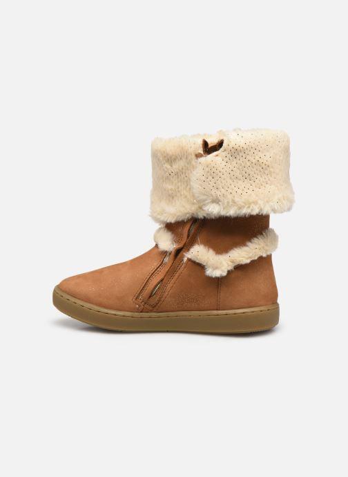 Stiefeletten & Boots Shoo Pom Play Moot braun ansicht von vorne