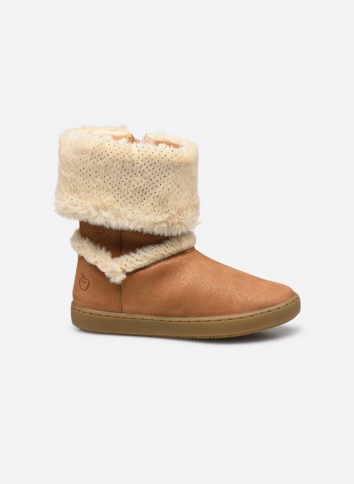 Stiefeletten & Boots Shoo Pom Play Moot braun ansicht von hinten