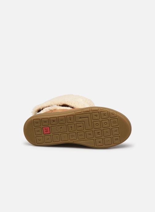 Stiefeletten & Boots Shoo Pom Play Moot braun ansicht von oben