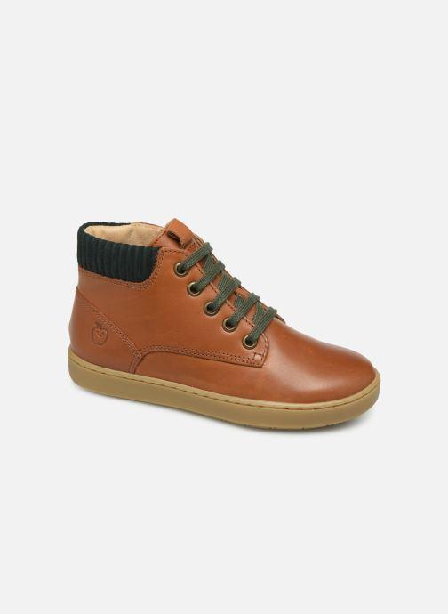 Sneakers Shoo Pom Play Desert Zip Bruin detail