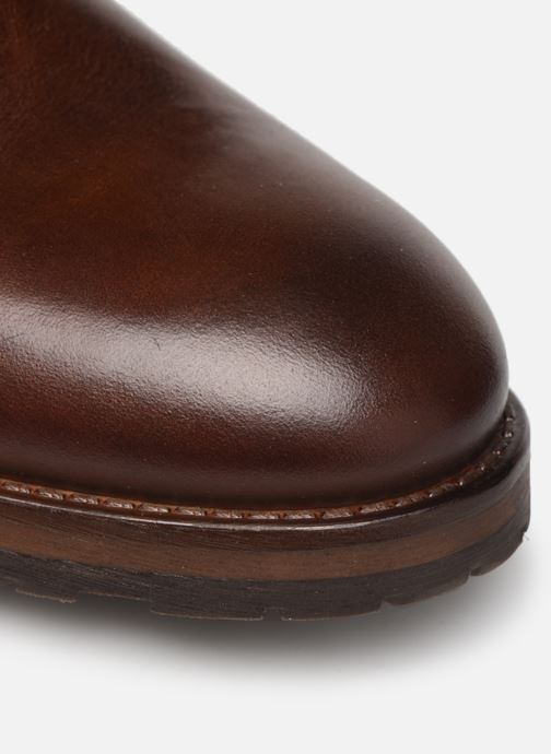 Boots en enkellaarsjes Mr SARENZA Coxencio Bruin links