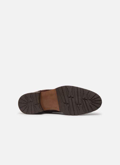 Boots en enkellaarsjes Mr SARENZA Coxencio Bruin boven