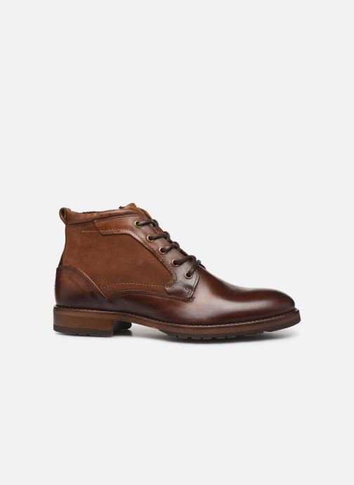 Boots en enkellaarsjes Mr SARENZA Coxencio Bruin detail