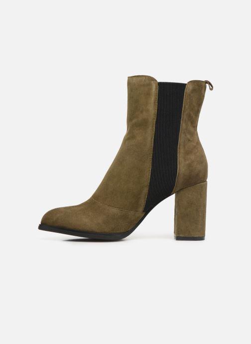 Boots en enkellaarsjes Shoe the bear BICH S Groen voorkant