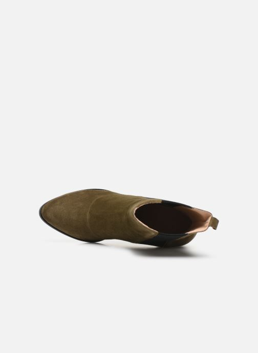 Bottines et boots Shoe the bear BICH S Vert vue gauche